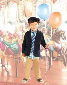 Stylish Easter Clothes for Boys