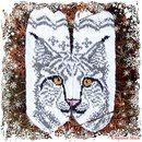 Ravelry: Lovis the Lynx mittens pattern by JennyPenny Knitted Mittens Pattern, Crochet Mittens, Knitted Gloves, Knit Crochet, Crochet Hats, Knitting Charts, Knitting Stitches, Knitting Socks, Knitting Patterns