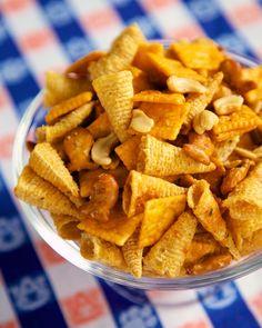 Buffalo Ranch Snack Mix - HIGHLY addictive