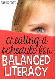 Creating a class schedule to promote balanced literacy allows you to provide your learners with a variety of opportunities to learn. Mini-lessons throughout your literacy block allows you the opportunity to provide balanced literacy for your little ones. #literacy #balancedliteracy #classschedule #minilessons #literacyblock #teachingreading #phonics #mrsjonescreationstation