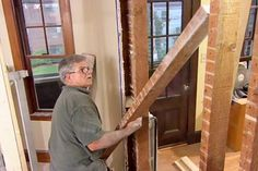 This Old House general contractor Tom Silva shows how to safely cut open up a wall
