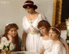 OTMA 1914 by Hattie-James.deviantart.com on @deviantART