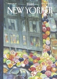 The New Yorker - Flowers First Bloom