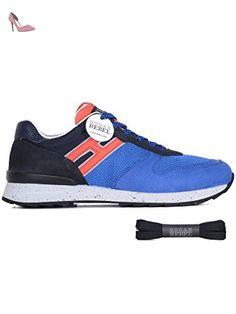 Hogan, Chaussures basses pour Homme - bleu - bleu, 40 EU - Chaussures hogan (*Partner-Link)