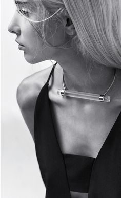 LLY Atelier | A Contrario collection | Cloud Choker