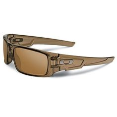 d9b75ed5500 Oakley Crankshaft Sunglasses Brown Smoke Tungsten Iridium Polarized Carekit  Bundle     Read more reviews