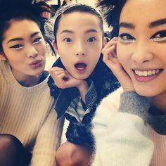 Chiharu Okunugi, Xiao Wen Ju, Ji Young Kwak