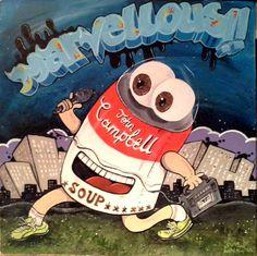 John Campbell Soup