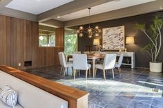 Encino Mid-Century By Ray Kappe Has Tree Growing Through It - On the Market - Curbed LA
