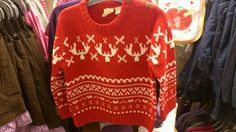 Snapshot: Super silly christmas pullover