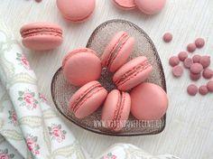 VÍKENDOVÉ PEČENÍ: Makronky s Ruby čokoládou Mini Cupcakes, Baked Goods, Cheesecake, Chocolate, Breakfast, Blog, Pastries, Lifestyle, Fashion
