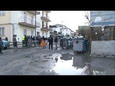 Pianura, chiusa anche Via Trencia: scoppia tubo dell'acqua