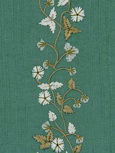 Fresh Flowers (Jade) by Robert Allen