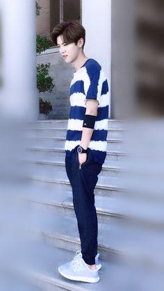 """鹿晗 Luhan in TV series """"Sweet Punch"""""""
