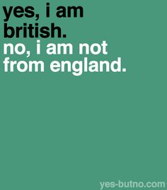 The worst thing you can say to a Welshman.