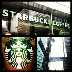 53rd & Lexington #Starbucks #NYC #Midtown