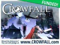 Crowfall - Kickstarter