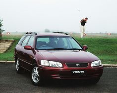 Toyota Vienta Wagon (XV20) '1997–2000