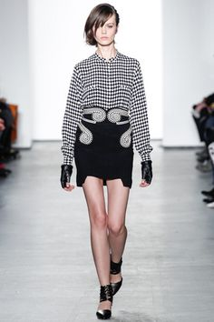 Sass & Bide Fall 2014 Ready-to-Wear Collection Slideshow on Style.com