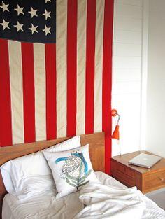 Big boys bedroom