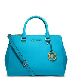 Michael Kors borse primavera estate 2014 handbag azzurra - #bags #bag #lightblue