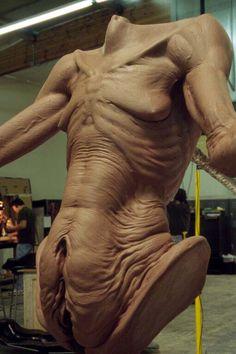 Alien: Resurrection - The Newborn   BigHairyKev's Message Boards