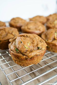 Sugar Added Pumpkin Zucchini Muffins Grab-and-go breakfast are the best for back to school season! No Sugar Added Pumpkin Zucchini MuffinsGrab-and-go breakfast are the best for back to school season! No Sugar Added Pumpkin Zucchini Muffins Muffin Recipes, Brunch Recipes, Baby Food Recipes, Dessert Recipes, Cooking Recipes, Breakfast Recipes, Breakfast Ideas, Baby Breakfast, Pumpkin Breakfast