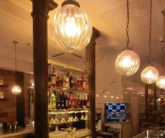 Dajor | Lámparas restaurante Vivo Tapas Barcelona