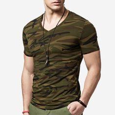 Camouflage Men's T-Shirt