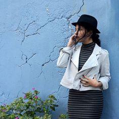 """""""Edited by Ayşe Boyner"""" bölümünde şehrin en cool kadınlarının, yaşam tarzları ve stillerini videolu röportajlarla bu bölümde mercek altına almaya devam ediyoruz!  İkinci konuğumuz müzisyen @adasanliman ile yaptığımız keyifli moda sohbetini izlemek için: mecmua.boyner.com.tr"""