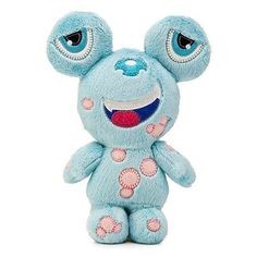 848dd1b8add Stuffed Animal  Mickey Monsters Mouse By Disney Exclusive Disneyland Park  Series 1 Cheeky Bubbles -- Read more at the image link.