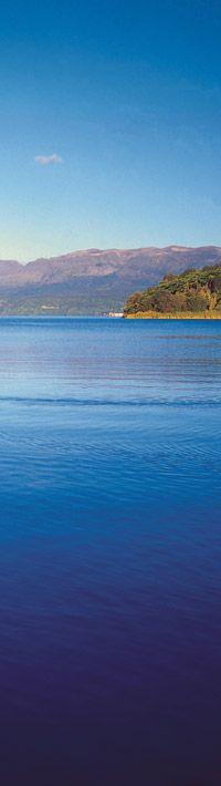 Lake Tarawera,Rotorua, New Zealand