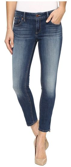 Lucky Brand Lolita Capri Jeans in Agua Dulce (Agua Dulce) Women's Jeans - Lucky Brand, Lolita Capri Jeans in Agua Dulce, 7W13490-430, Apparel Bottom Jeans, Jeans, Bottom, Apparel, Clothes Clothing, Gift, - Street Fashion And Style Ideas