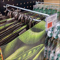 Price Chopper, Barrel Bag, Slat Wall, Shopping Bag, Hooks, Retail, Fish, Marketing, Design