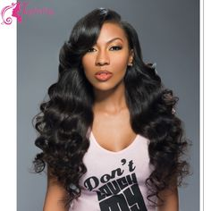 135.00$  Watch now - http://alinu7.worldwells.pw/go.php?t=32428311874 - 130%Density Brazilian Deep Wave Full Lace Wig With Side Bangs Natural Color Wet Wavy Front Lace Human Hair Wigs With Baby Hair