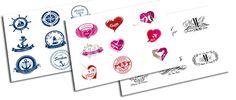 Schöner einladen mit Hochzeitslogo - Eine Ideensammlung von hochzeitseinladungen.de - Blog, Playing Cards, Paper Mill, Tips, Nice Asses, Playing Card Games, Blogging, Game Cards, Playing Card