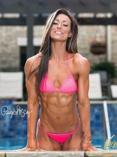 "musclegirlsinmotion: ""Muscle & Fitness girls : http://musclegirlsinmotion.tumblr.com/ """