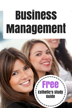 If you are in the beauty or wellness industry, these free study guides will help you in business management.  Feel free to share! #business #spa #salon