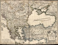Cedid Atlas (Greece and the Balkans) 1803 - Cedid Atlas - Wikipedia, the free encyclopedia
