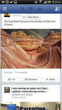 Sand dunes utah and arizona The Wave Arizona, Dune, Utah, Road Trip, Country, Places, Rural Area, Road Trips, Country Music