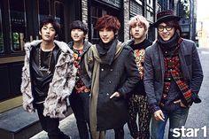 B1A4 - @ Star1 Magazine