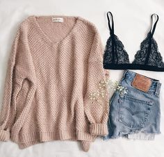 Imagem de fashion, outfit, and sweater