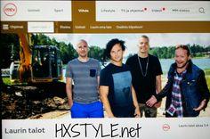 KOTI&SISUSTUS. 9.5.2017 MTV3 LAURIN TALOT Tv-sarja 5/10, Viihde. Rakentaminen&Suunnittelu.