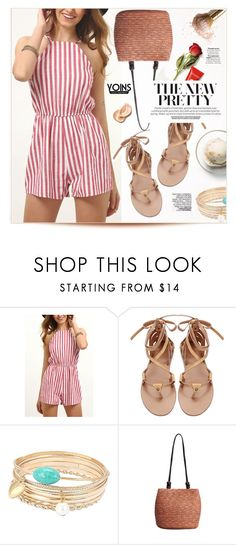 """""""Yoins"""" by yexyka ❤ liked on Polyvore featuring Disney and tarte"""