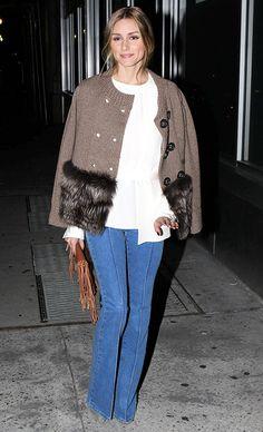 Olivia Palermo, fiel defensora del reciclaje 'fashion' - Foto 3