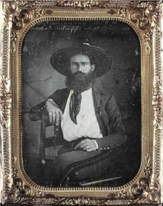 """ca. 1849, """"J. M. White, murdered by the Apache Indians"""", Thomas M. Easterly via the Missouri History Museum"""