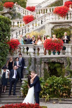 Villa Carlotta - Lake Como wedding