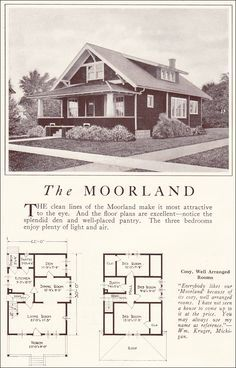 old home plans - Google Search