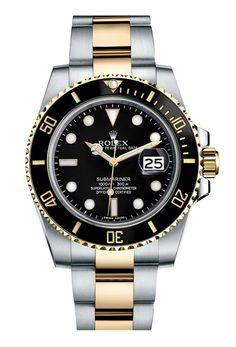 Rolex Submariner 116613 Black Dial