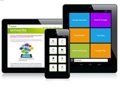 create apps for Android Phone.Creating an app using. http://www.chobocorp.ca/